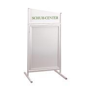 Aluminijski stalak s njihajućim plakatom