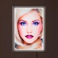 """Okvir s LED osvjetljenjem """"Simple"""""""