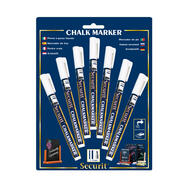 Set markera s tekućom kredom Securit