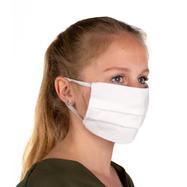 Maska za lice od 100% pamuka, dvoslojna