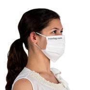 Maska za lice od 100% filca, dvoslojna