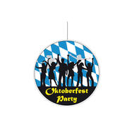 "Viseća reklama ""Oktoberfest party"""