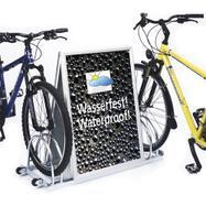 Reklamni stalak za bicikle