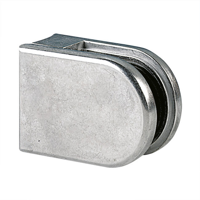 Stezaljka za staklo za montažu na cijevi od 38,1-42,4 mm ø / 6 i 8 mm