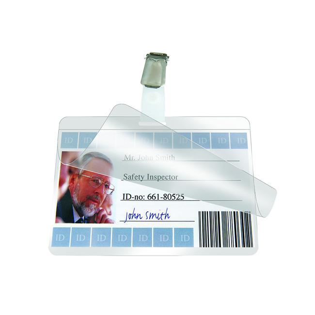 "Metalna stezaljka za ""ID kartice"""