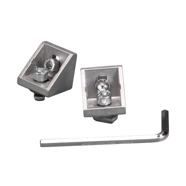 Kutni povezni element FlexiSlot®-Stretch-Frame