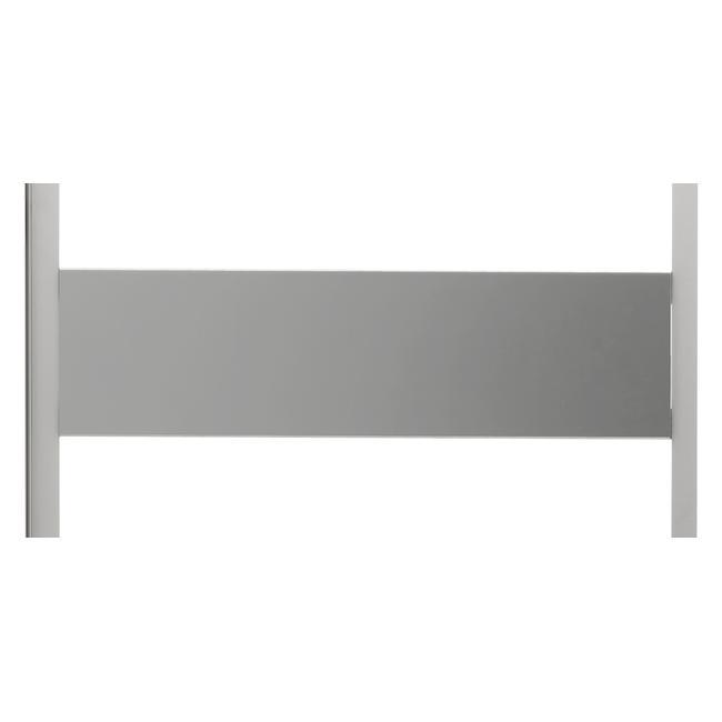 """Zidni panel s 2 oboda za """"OCTAfabric"""" sustav s magnetnim držačima"""