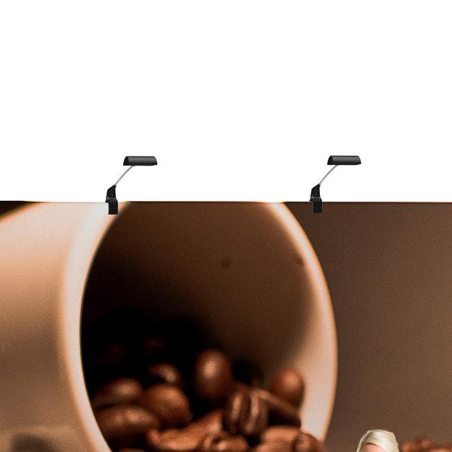 """Halogene svjetiljke za reklamni zid Expand """"GrandFabric"""""""