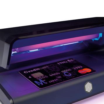 Uređaj za provjeru novčanica s UV svjetlom Safescan 50