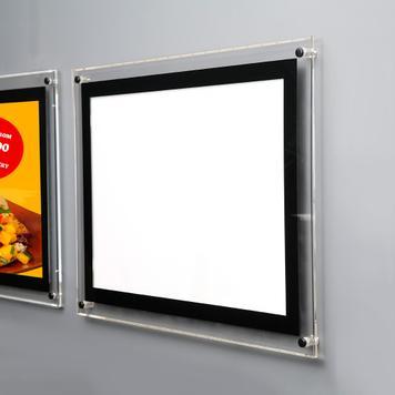 LED okvir od akrilnog stakla