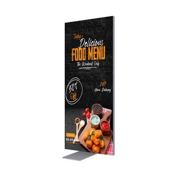 """Baner s digitalnim tiskom za stalak za Stretchframe """"Palette"""""""