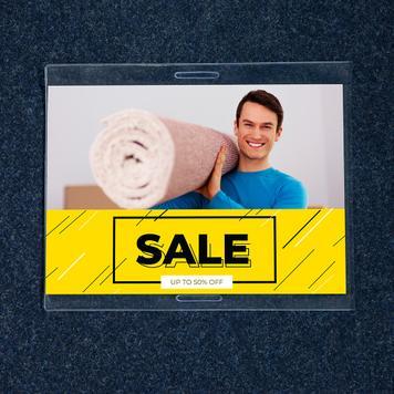 Košuljica za postavljanje na zarolane tepihe