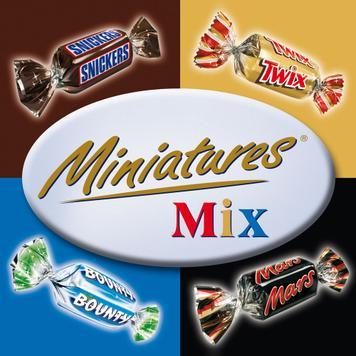 Mix minijatura