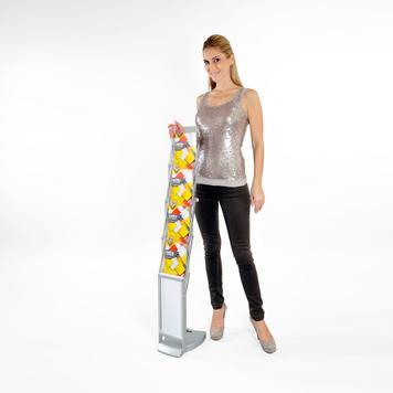 """Sklopivi stalak za prospekte """"Smart Zip"""" za prospekte formata A5"""