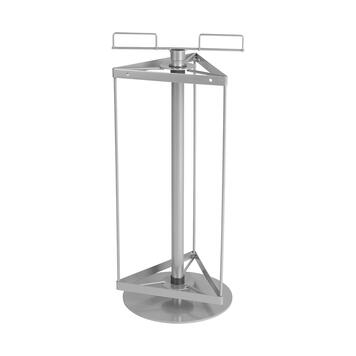 "Osnovna konstrukcija za stolni stalak za sustav izlaganja ""Multi"""