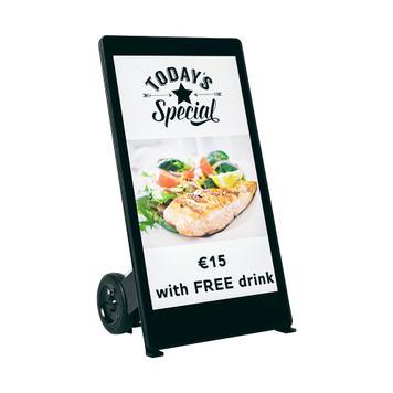 """Digitalni stalak za plakate """"Outdoor"""""""