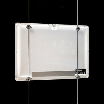 """LED magnetni sustav """"TS"""" vodilica za struju"""