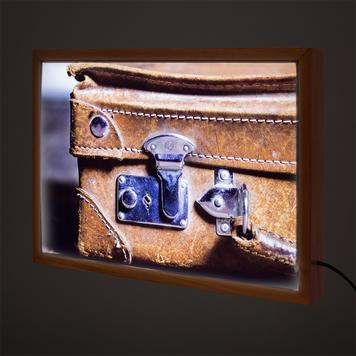 LED Stretchframe