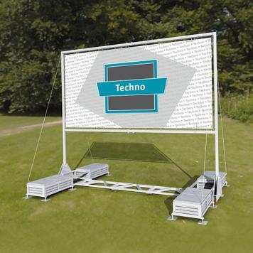 """Reklamni sustav Techno I """"Mobil"""", preklopno"""