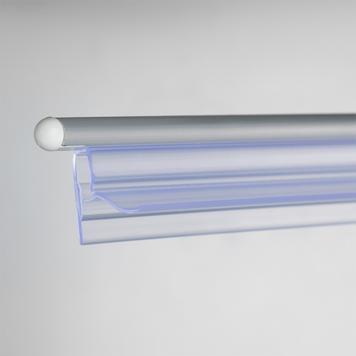Magnetni nosač za baner sa steznim profilom