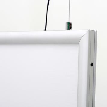 """Dvostrani okvir s LED osvjetljenjem """"Simple"""""""