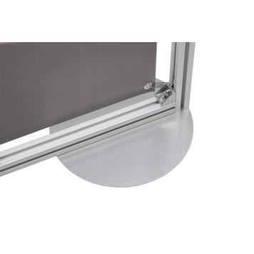 Baner s digitalnim tiskom za sklopivi zid s banerom