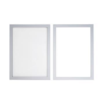 """Sustav plastičnih okvira za postavljanje na prozorsko staklo """"Feko-Eco"""", 17 mm profil"""